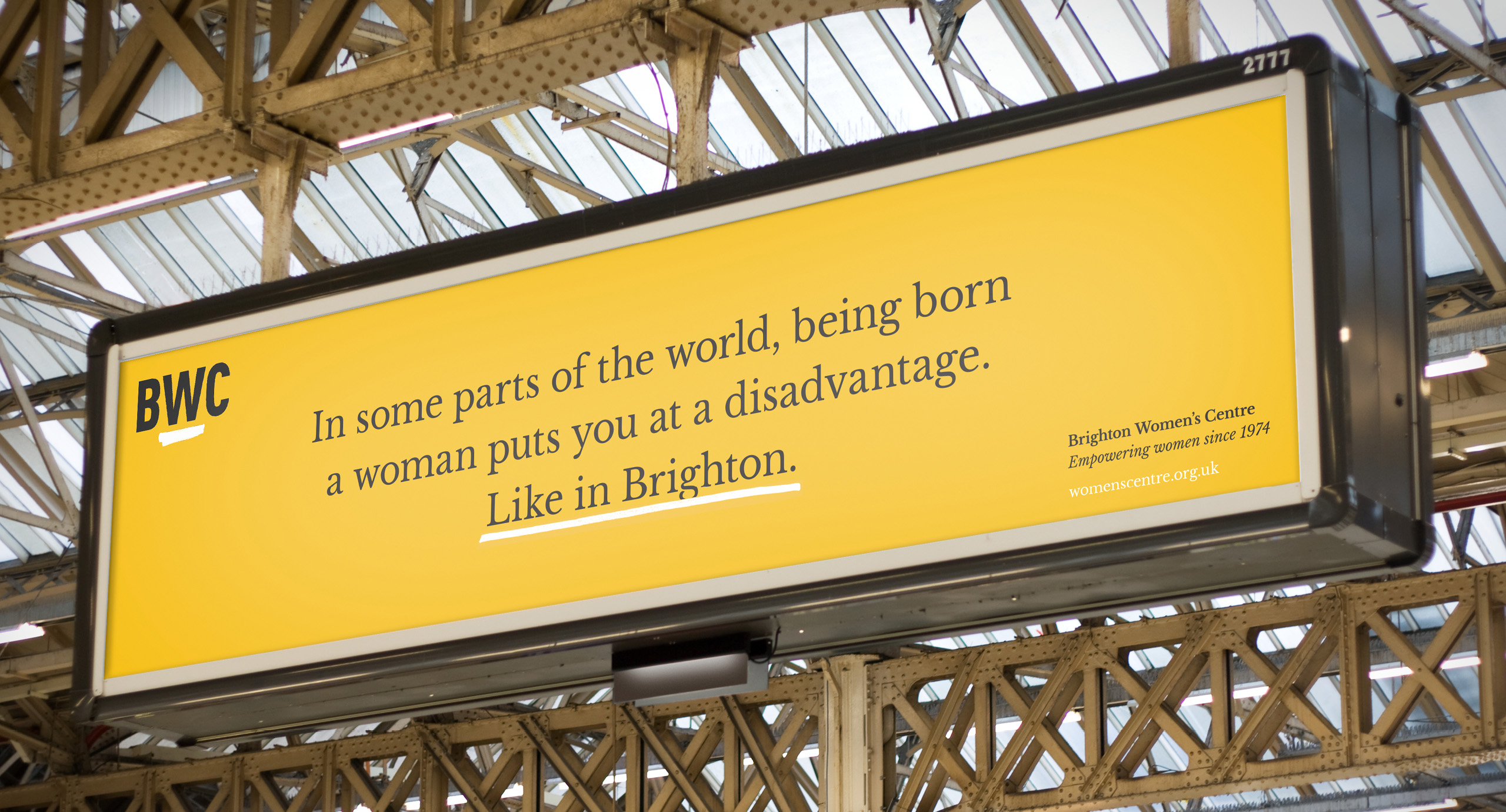 Baxter & Bailey — Brighton Women's Centre