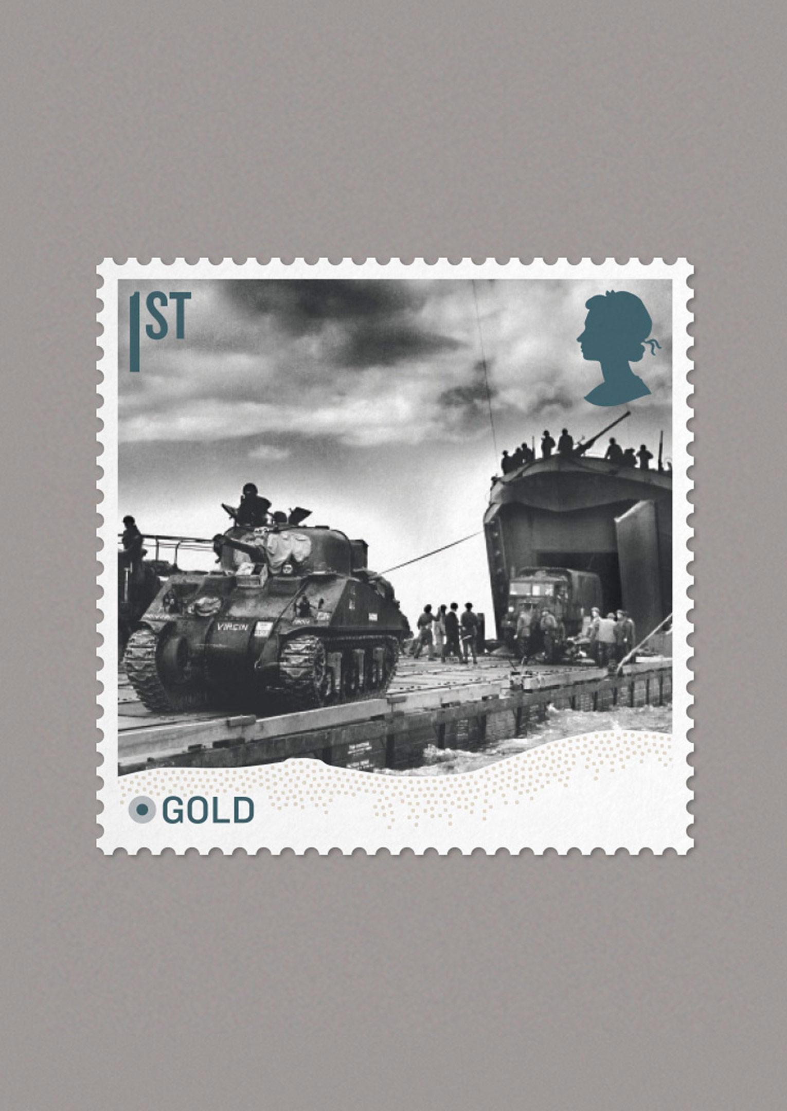Baxter & Bailey — Royal Mail